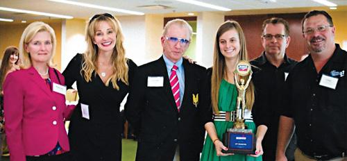 2014 Scholarship Winner