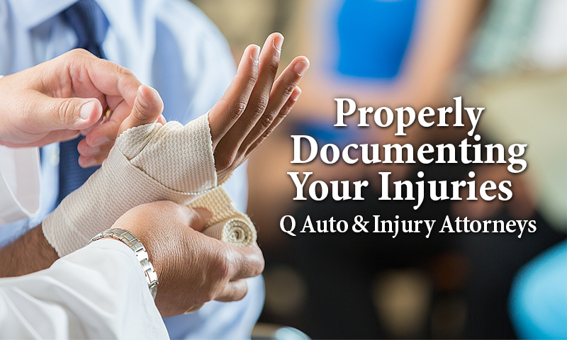Q Tips - Documenting Injuries