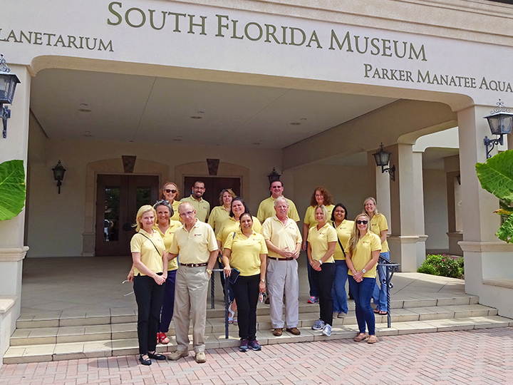 South Florida Museum Outing