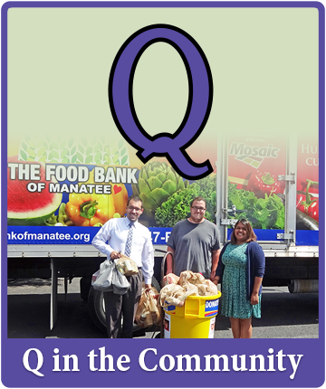 Q in the Community