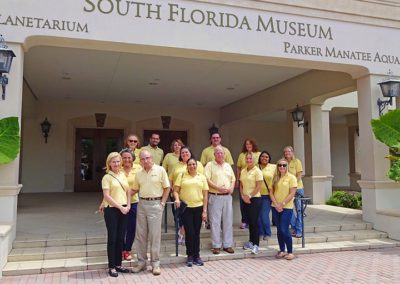 Our Staff Visits the South Florida Museum